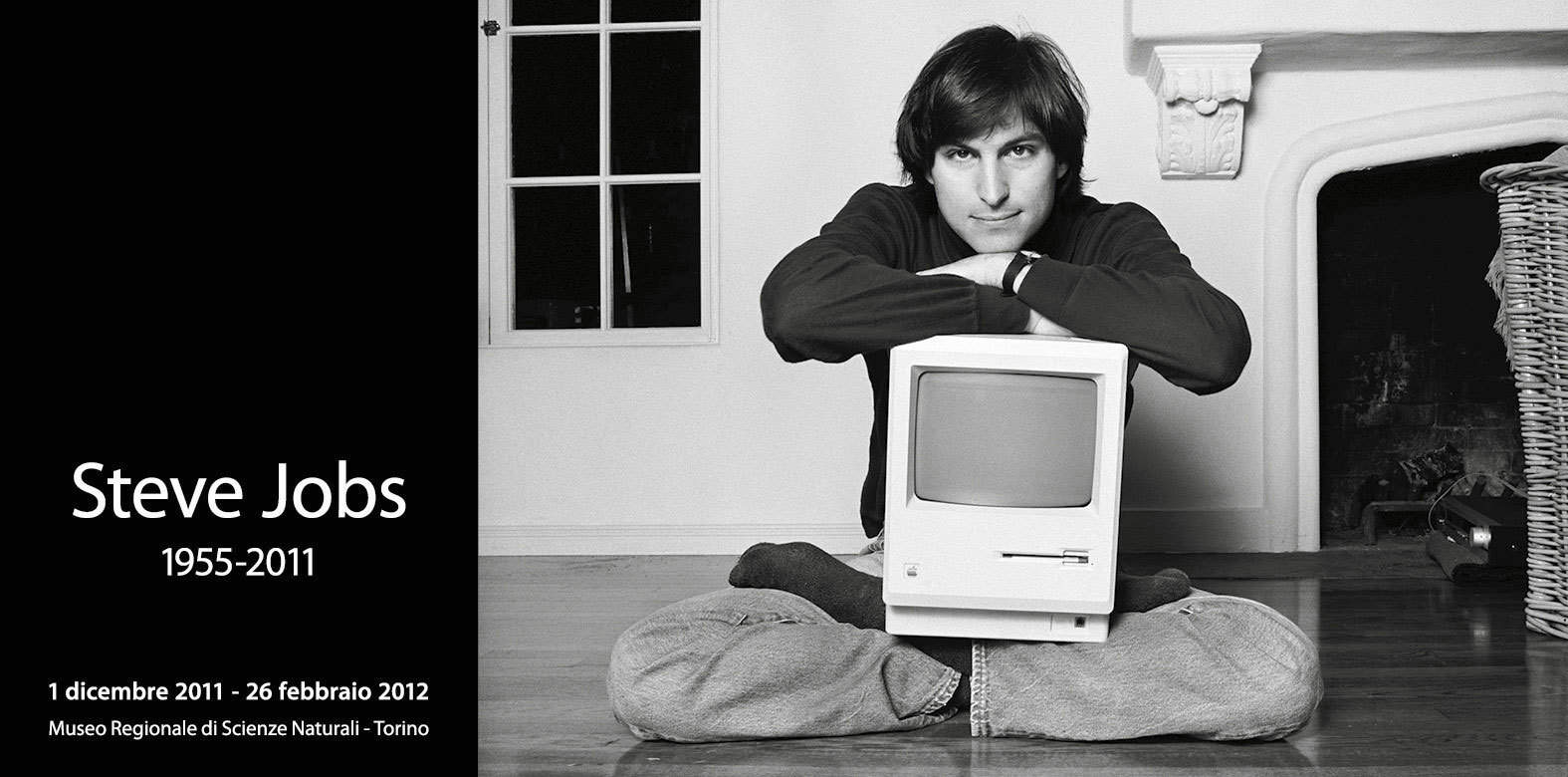 "All About Apple a Torino con ""Steve Jobs 1955 – 2011"""