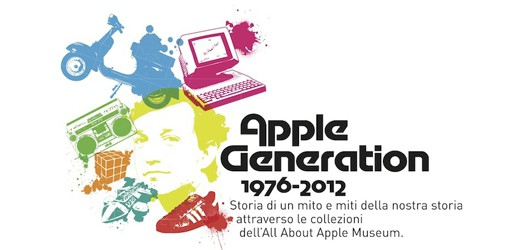 Apple generation - Mostra decennale All About Apple a Savona