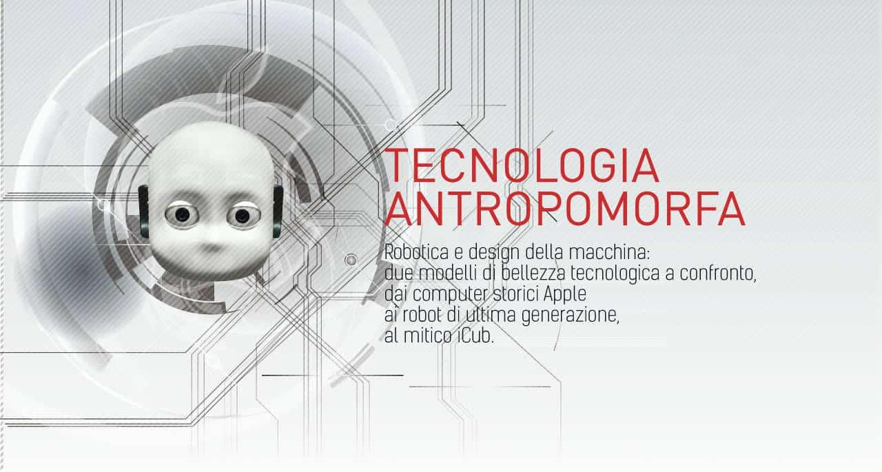Tecnologia Antropomorfa al Festival della Scienza di Genova