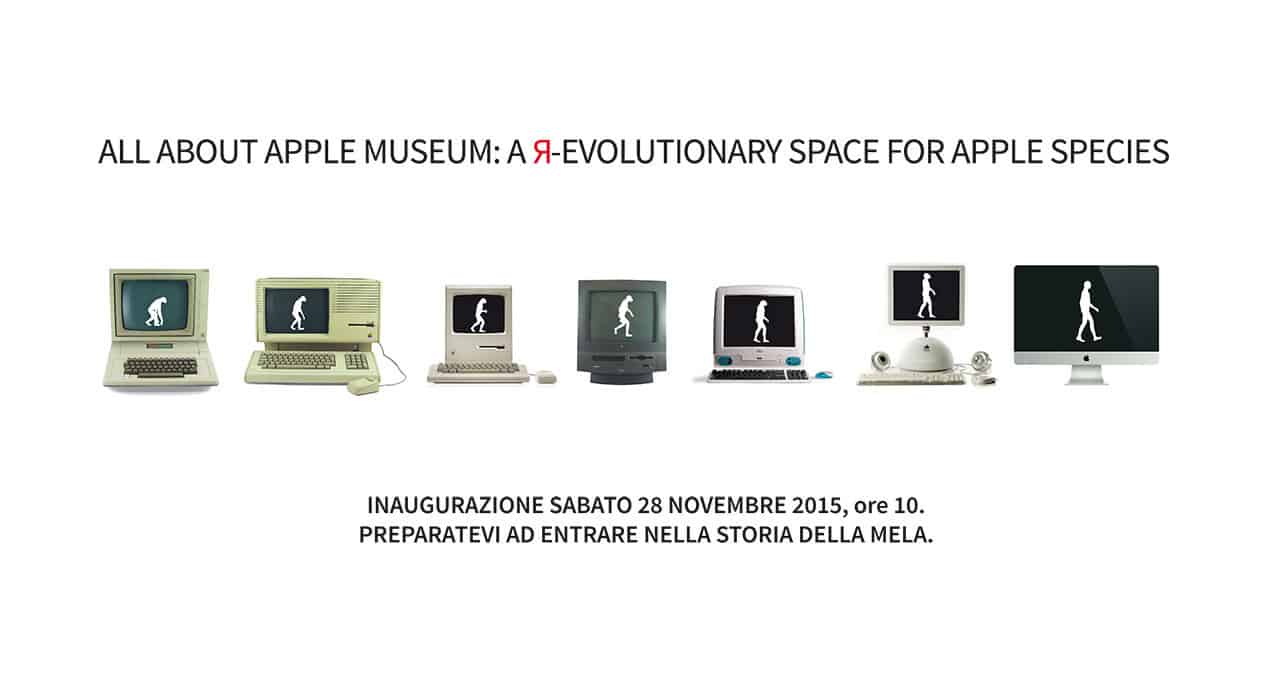 All About Apple apre al pubblico il 28 Novembre